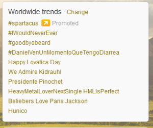 goodbyebeard trends worldwide