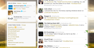 goodbyechuck trends